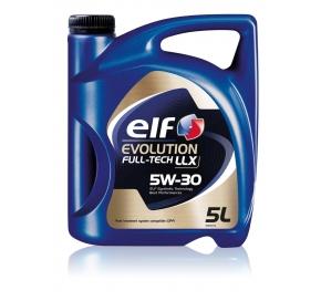 ELF Evolution Fulltech LLX 5W30 5L Automobiliams