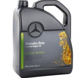 MB Motor Oil 229.52 5W30 5L Automobiliams