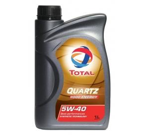 TOTAL Quartz 9000 5W40 1L Automobiliams