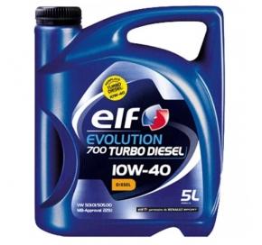 ELF Evolution 700 Turbo D 10W40 5L Automobiliams