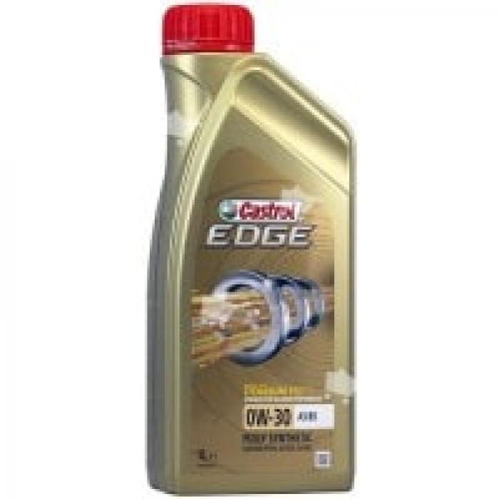 2abe4f7f571 CASTROL Edge Titanium FST 0W30 A5/B5 1L Масло для авто